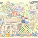 阪急うめだ本店で『ニューヨーク新進気鋭のアーティストたち ヨーコ・フルショー&フレンズ展』開催!