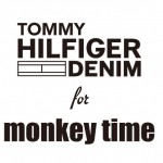 TOMMY HILFIGER DENIM for monkey time カプセルコレクション発売