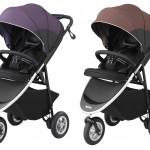 生後1カ月の赤ちゃんから安心して使える、アップリカブランドより初の3輪ベビーカー『スムーヴ』を新発売!