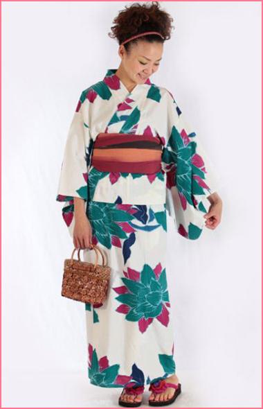 キハスアミナナ浴衣