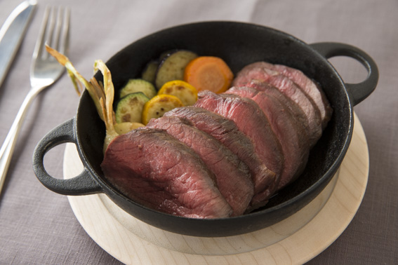 門崎熟成肉のグリル