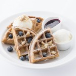 """""""ニューヨークの朝食の女王""""「サラべス」のワッフルで楽しく元気な一週間を!"""
