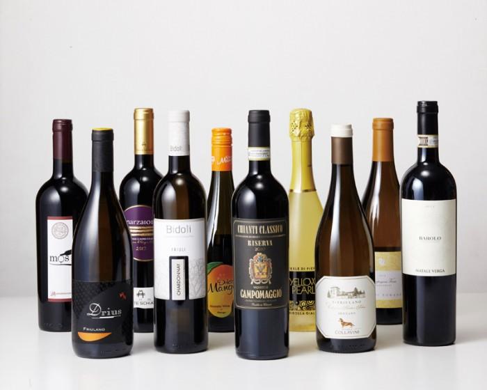 イタリアワイン20種9.9