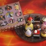 ディズニー・デザインのハロウィン限定ケーキ2品を販売