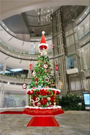 クリスマス画像(デパなび用)¥ガーデンズ¥0915クリスマス~1