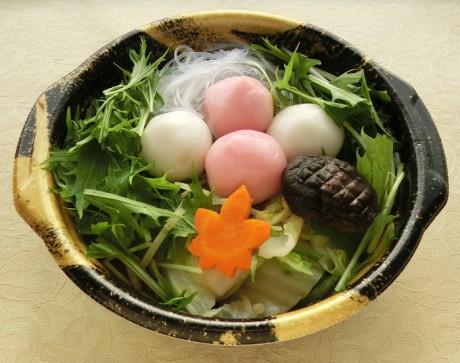 四陸 水餃子鍋