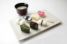 「京つけもの西利」京漬物寿司セット