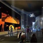 話題の大自然超体感ミュージアムで動物たちが繰り広げる冒険を体感しよう!!