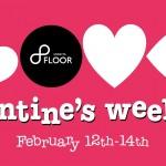 UMEKITA FLOOR初のヴァレンタイン企画開催!