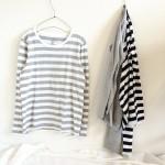 プチプラ!おすすめ無印良品のオーガニックコットンTシャツ