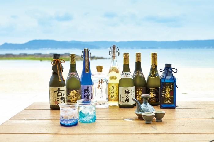 お酒(沖縄)