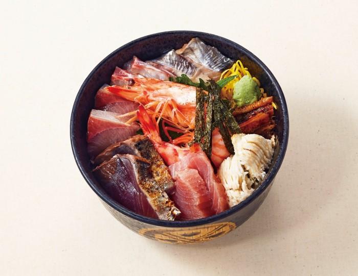 四国 海鮮丼