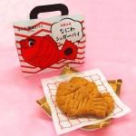 エキマルシェ新大阪限定!「なにわ鯛焼きパイ」が、大阪みやげ「なにわシュガーパイ」を新発売!