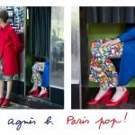 アニエスベー Paris pop!キャンペーン開催