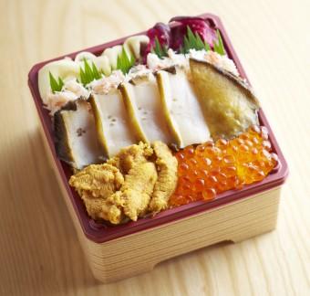 東北 あわびまるごと海鮮丼