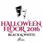 2016年、UMEKITA FLOORのハロウィンは 中世の「BLACK&WHITE」