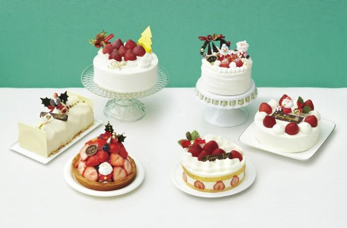 ケーキ6種類