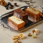 デメルの個性豊かな新作ケーキ3種の詰合せ 『ヴィーナークーヘン』2016年10月上旬発売