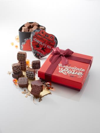 【マックスブレナー】チョコレートラブボンボン