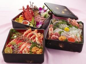 花紀行 10万円ちらし寿司-1リサイズ