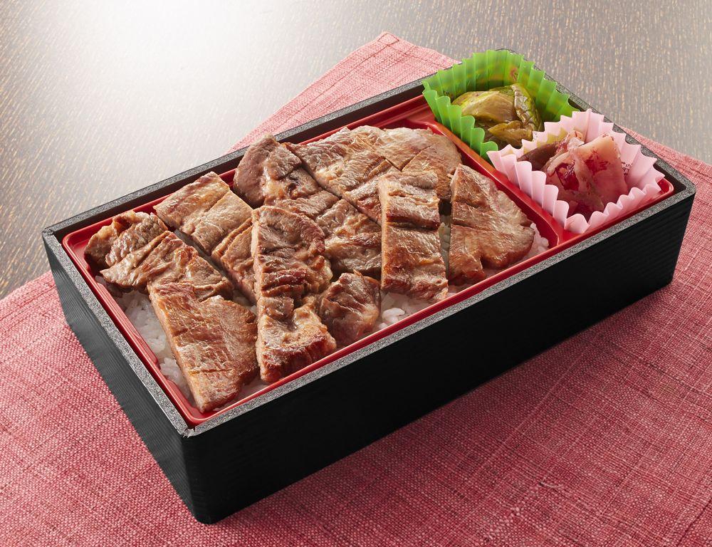 【肉のいとう】仙台名物肉厚牛たん弁当