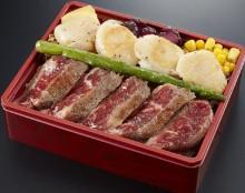 【道の駅なかがわ】道産牛ステーキ重DXリサイズ