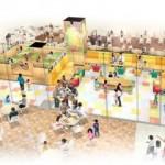 飲食エリア大規模リニューアル&スイーツパークオープン