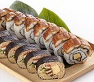 漁場 うなぎ押し寿司・巻き寿司 のコピーリサイズ