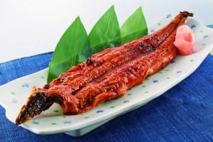 鮮魚 鰻蒲焼き