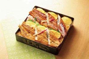 さかな屋の寿司 ジャンボうなぎ丼