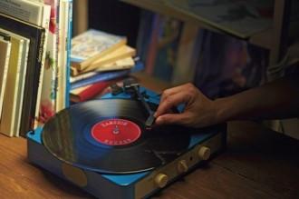 中古&廃盤レコードCDセールイメージ