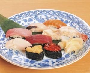 オホーツク握り寿司