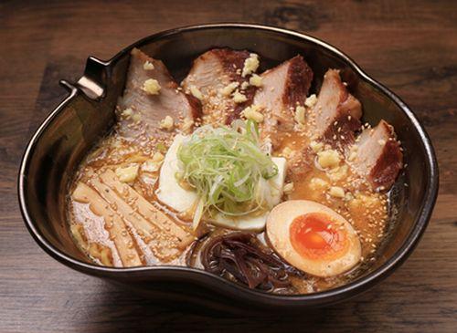 阪神 焙煎ごまみそとろ旨チーズチャーシュー麺(縮小版)