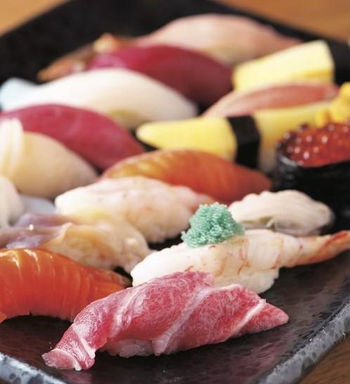10貫選べる寿司