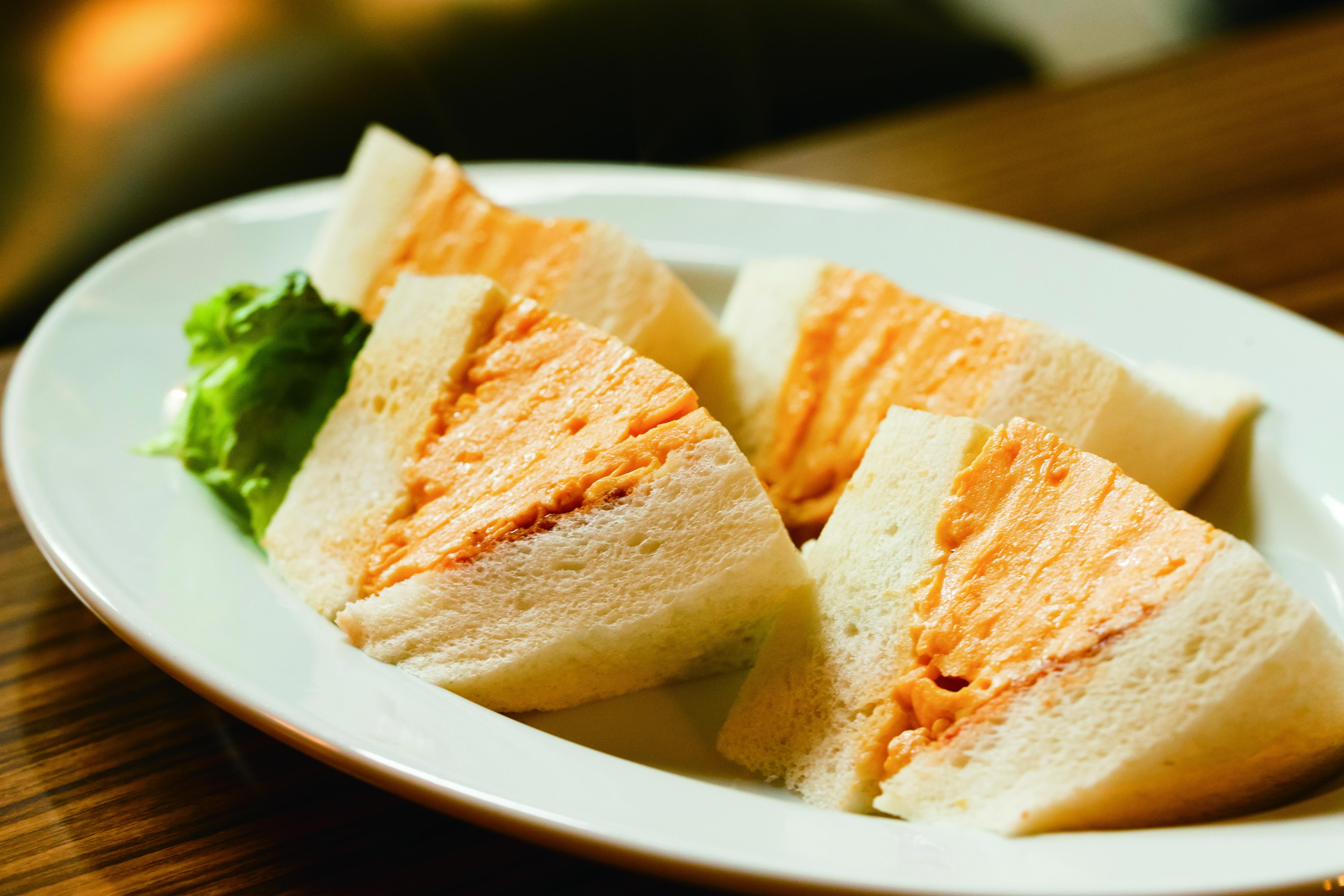 ①京都<喫茶マドラグ>コロナの玉子サンド