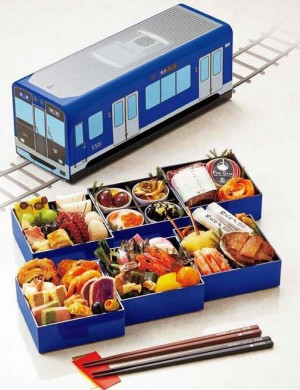 阪神電車おせち