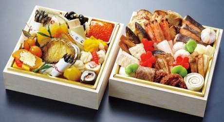 「十方」阪神百貨店限定二段重