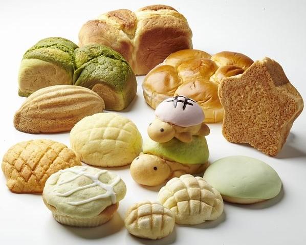 阪急パンフェア2018メロンパン集合画像