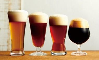 大沼ビール-グラス4種