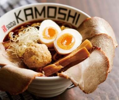 KAMOSHI-特製醤油