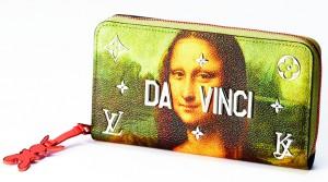 モナリザ財布