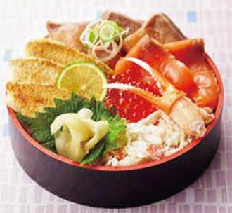 のどぐろ海鮮大漁丼