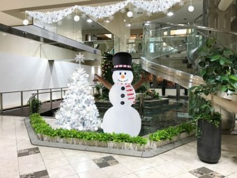 ☆【阪急三番街】Sanbangai+Snowman