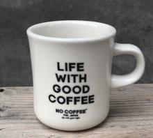 good coffee マグカップ2