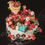 2018年 近鉄のクリスマスケーキ