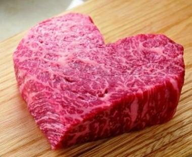 s_ハート肉