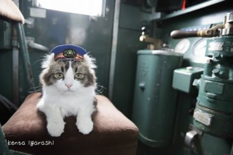 芦ノ牧温泉駅らぶ駅長