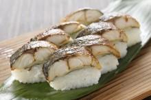 3焼き鯖寿司