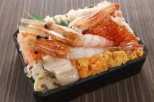 7海鮮弁当