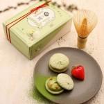 京都から、新しい宇治抹茶のお菓子を発信。<br>『京のお濃い茶さん』アンテノールより新発売